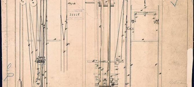 1852 – Годината на Илайжа Отис!