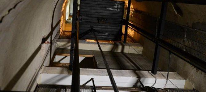 Дядо се изпочупи в шахта на асансьор в столицата (обновена)