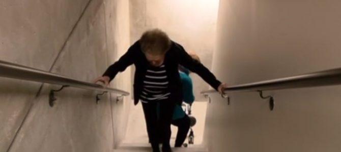 70 годишна жена катери стълби до 6 етаж, заради неработещ асансьор